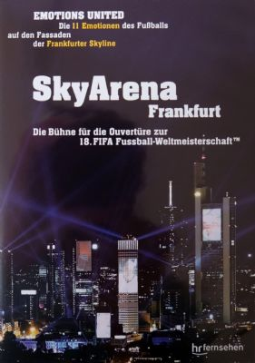 -I love the world-Sky Arena Franckfort.2006