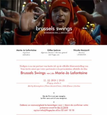 -Brussels Swings ! 60'